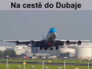 Na cest? do Dubaje