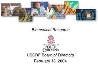 USCRF Board of Directors February 18, 2004