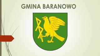 GMINA BARANOWO