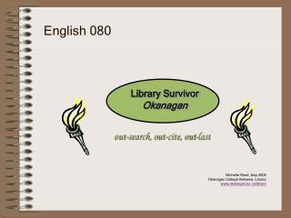 English 080