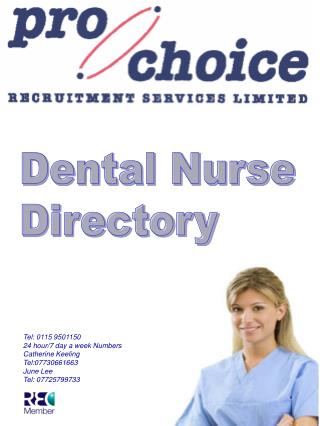 Dental Nurse Directory