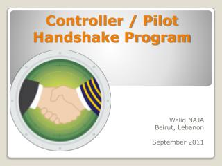 Controller / Pilot Handshake Program