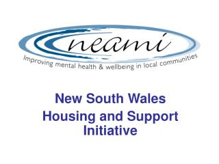 New South Wales Housing and Support Initiative