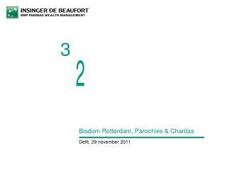 Bisdom Rotterdam, Parochies & Charitas