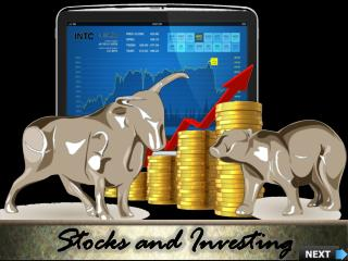 Stocks and Investing