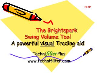 The Brightspark Swing Volume Tool  A powerful  visual  Trading aid