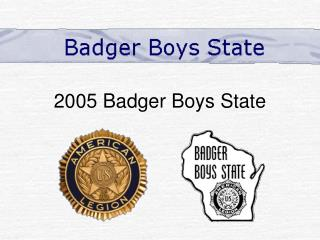 2005 Badger Boys State