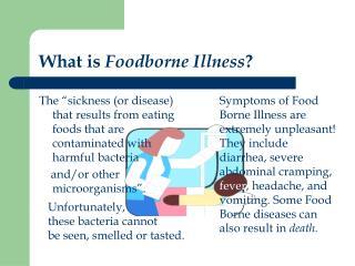 What is  Foodborne Illness ?