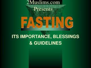 2Muslims Presents