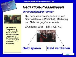 Redaktion-Pressewesen.de