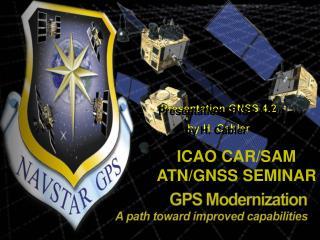 ICAO CAR/SAM  ATN/GNSS SEMINAR