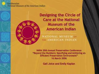 Designing the Circle of Care at the National Museum of the American Indian