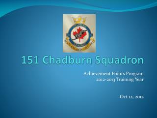 151 Chadburn Squadron