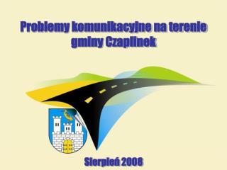 Problemy komunikacyjne na terenie gminy Czaplinek