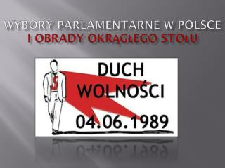 Wybory parlamentarne w Polsce  i Obrady Okrągłego Stołu