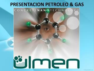 PRESENTACION PETROLEO & GAS