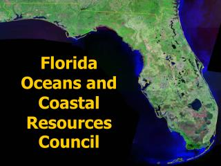 Florida Oceans and Coastal Resources Council