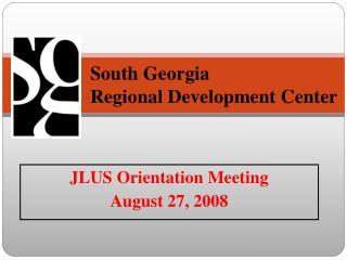 South Georgia Regional Development Center