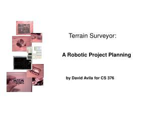 Terrain Surveyor: