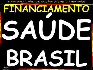 FINANCIAMENTO SAÚDE BRASIL