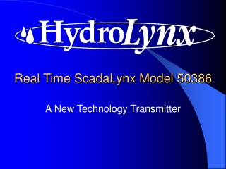 Real Time ScadaLynx Model 50386
