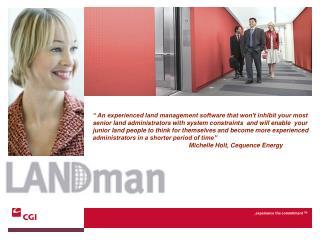 What is Landman?