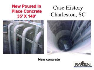 Case History Charleston, SC