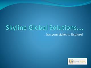 Skyline Global Solutions….
