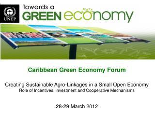Caribbean Green Economy Forum