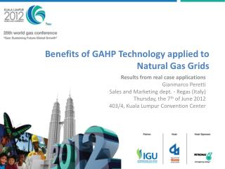 Benefits of GAHP Technology applied to Natural Gas Grids