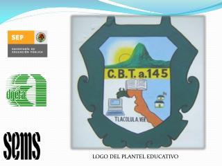 LOGO DEL PLANTEL EDUCATIVO