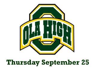 Thursday September 25