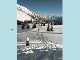Sunrise Lodge, Golden Alpine Holidays