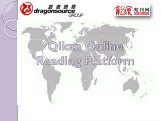 Qikan Online Reading Platform