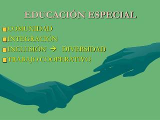 EDUCACI�N ESPECIAL