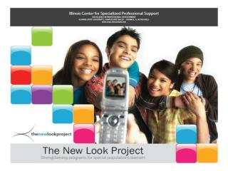 FY13 New Look  Informational Webinar
