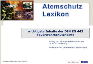 Atemschutz  Lexikon