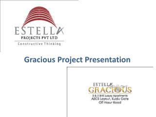Gracious Project Presentation