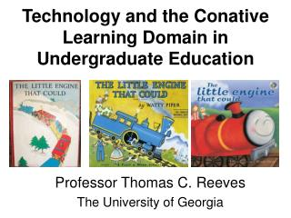 Technology and the Conative Learning Domain in Undergraduate Education
