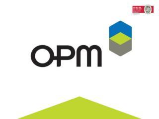 Una de las empresas subsidiarias del Grupo OPM