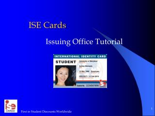 ISE Cards