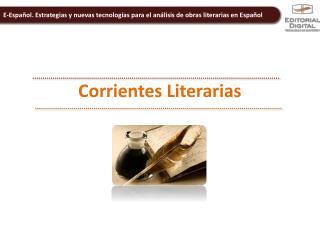E-Español. Estrategias y nuevas tecnologías para el análisis de obras literarias en Español