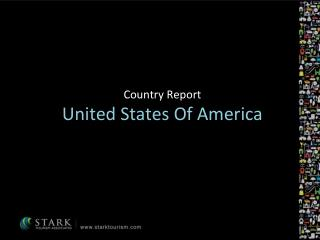 Country Report United States Of America
