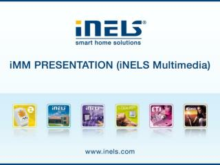 iNELS MAIN FEATURES