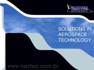 SOLUTIONS IN AEROSPACE TECHNOLOGY