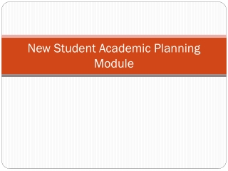 WebAdvisor for Students