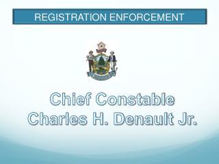 REGISTRATION ENFORCEMENT