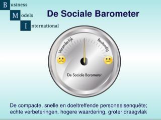 De Sociale Barometer