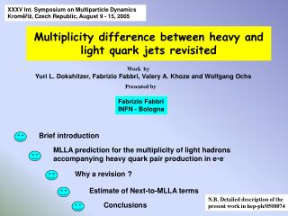 Multiplicity difference between heavy and light quark jets revisited