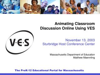 Animating Classroom Discussion Online Using VES